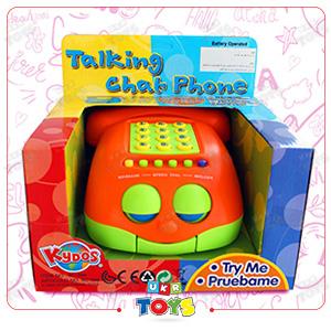talking-chat-phone