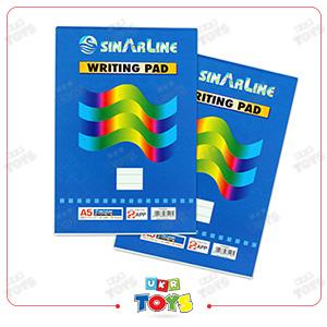 writing-pad-a5-sinarline